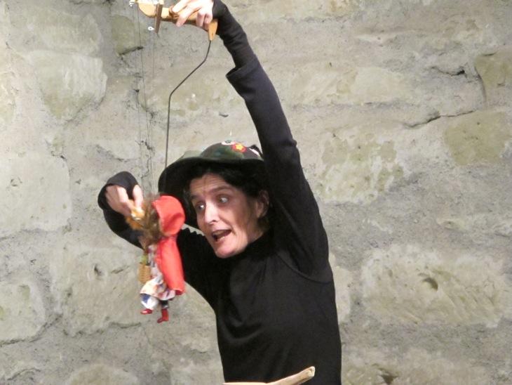 Marionnettes Amarante spectacles pour enfants