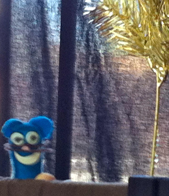 Marionnettes Amarante atelier