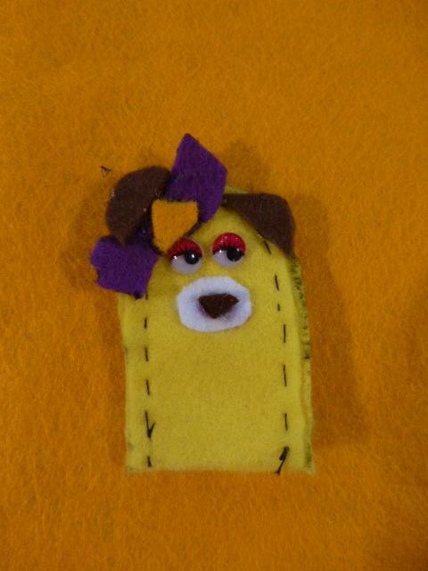 atelier amarante marionnettes à doigts