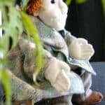 spectacle de marionnettes Henry et le panier magique