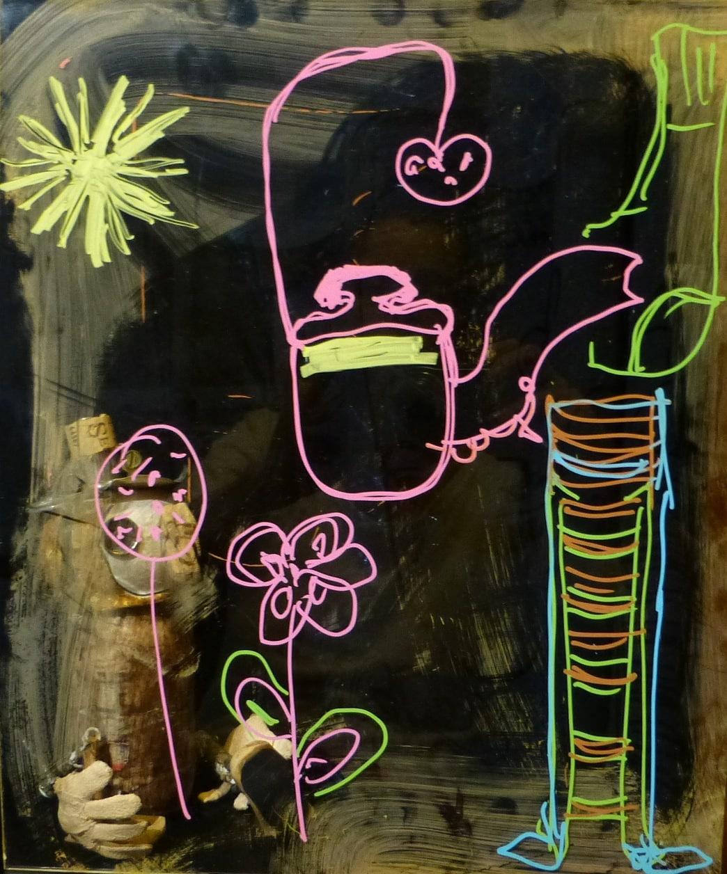 Rap de Jackou le hibou marionnettes Amarante