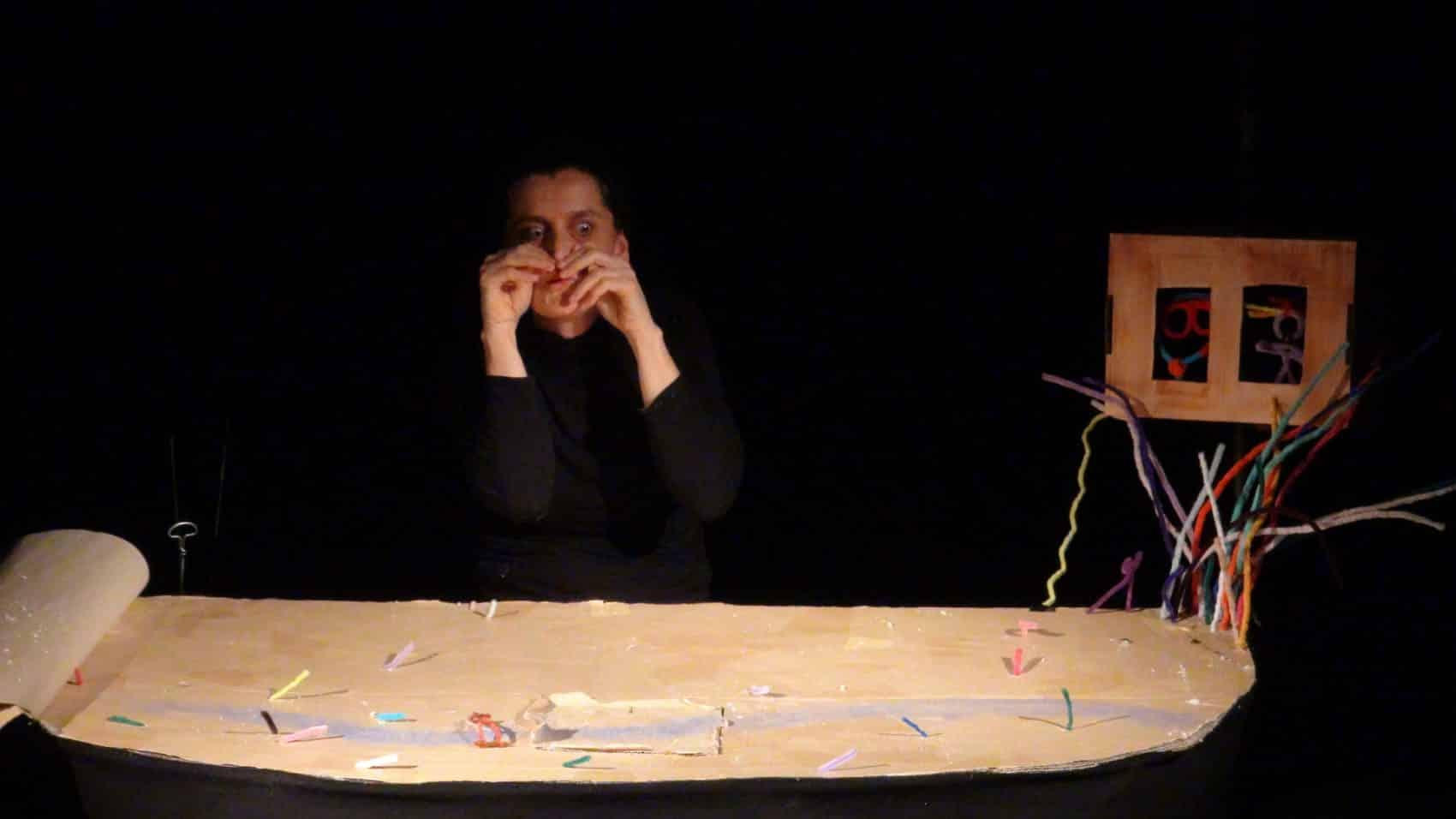 spectacle de marionnettes Amarante Pascaline
