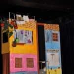 spectacle de marionnette Henry et le panier magique